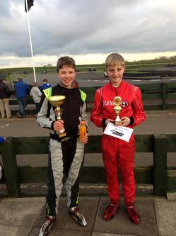 Shenington Kart Club Win