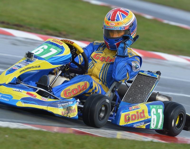 Winning at Rissington