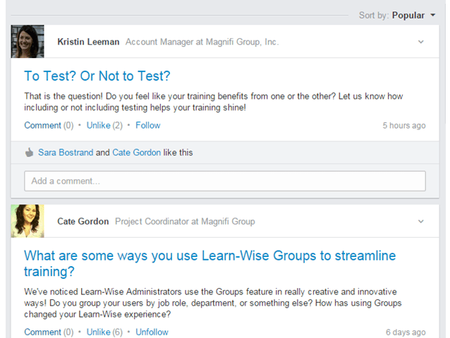 Join Our Global Learn-Wise Leaders Group on LinkedIn!