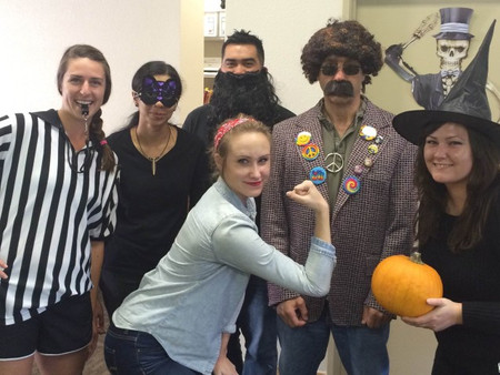 Happy Halloween from your Learn-Wise Team!