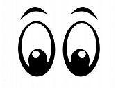 eyes_looking_down