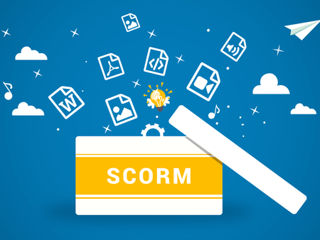 Learn-WiseGo supports SCORM 2004, the most widely used E-learning framework.