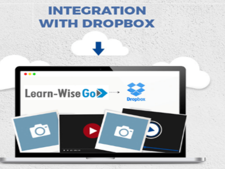 LEARN-WISEGO WILL START ROLLING OUT A DROPBOX INTEGRATION!