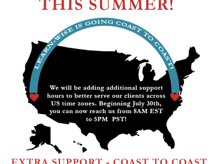 East Coast Support Hours Coming Soon!