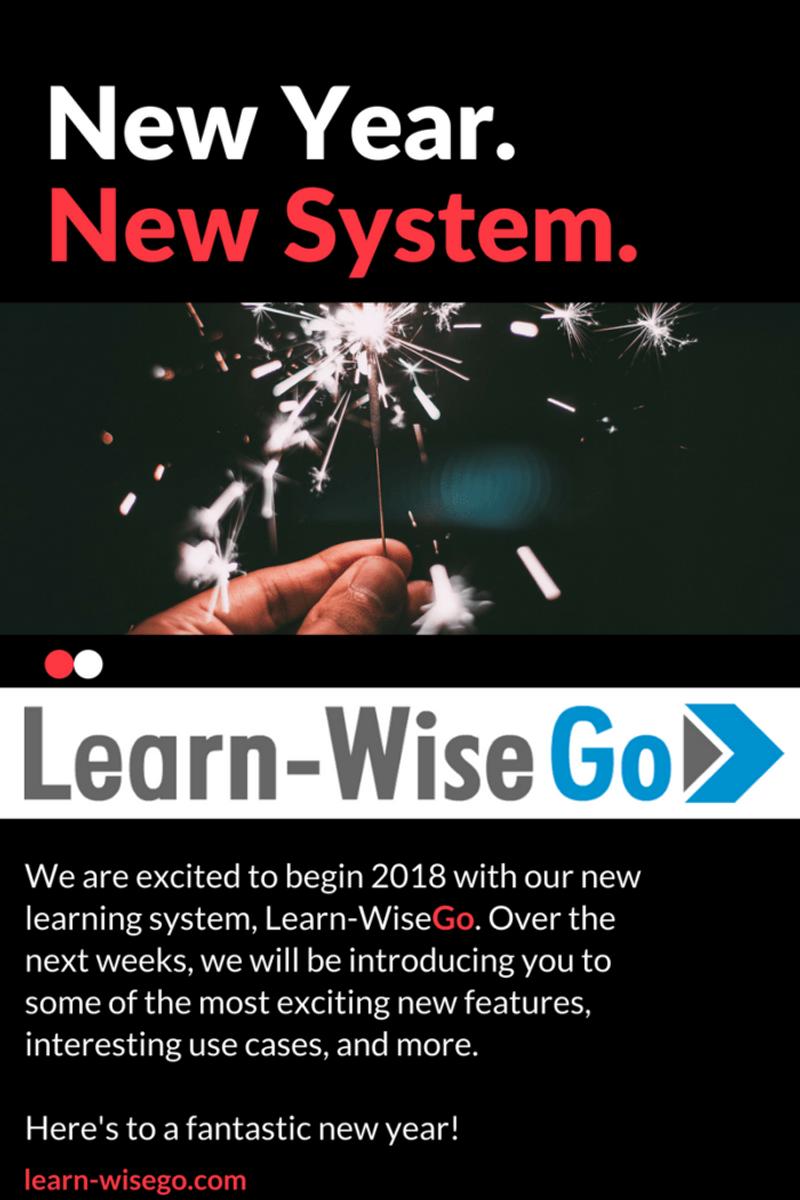 New Year Blog Post