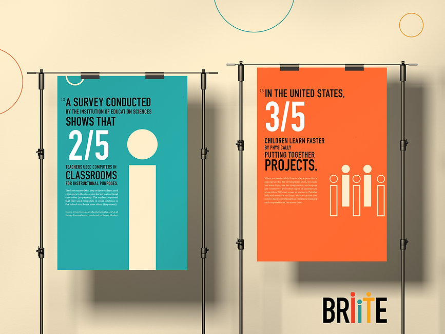 Concrete Environment Clasps Posters Mock