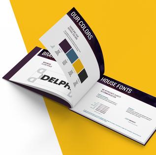 Delphi Rebrand
