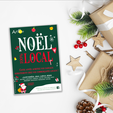 Flyer ACTECO Noël