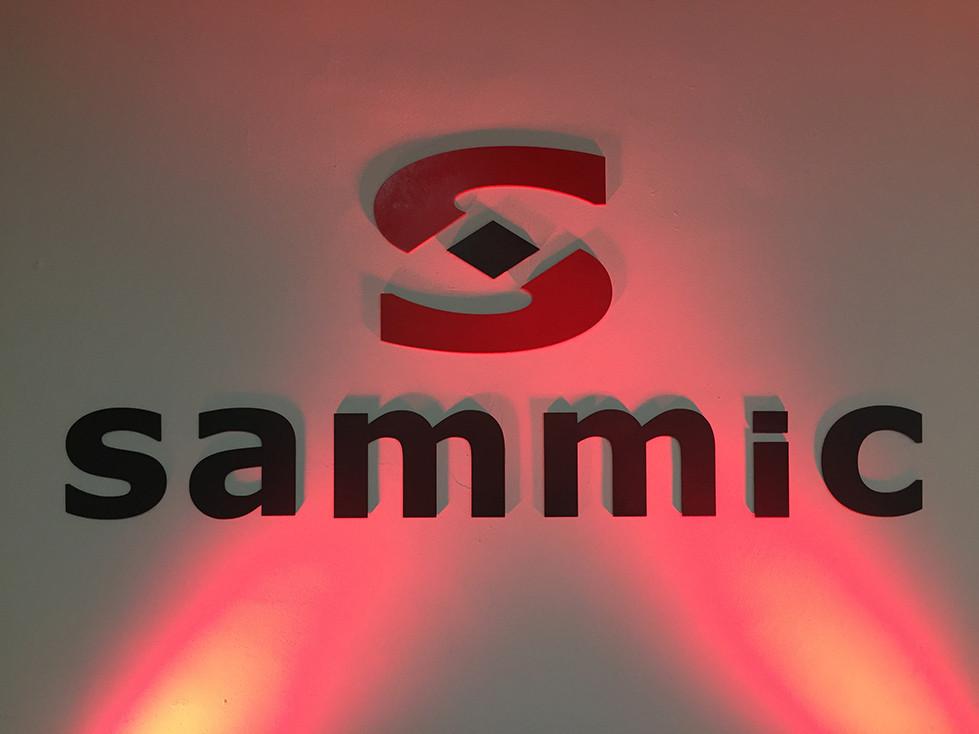 SAMMIC ANUNCIO MDF