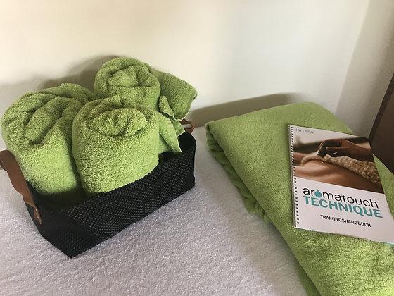 Geschenk-Gutschein Aromatouch-Massage