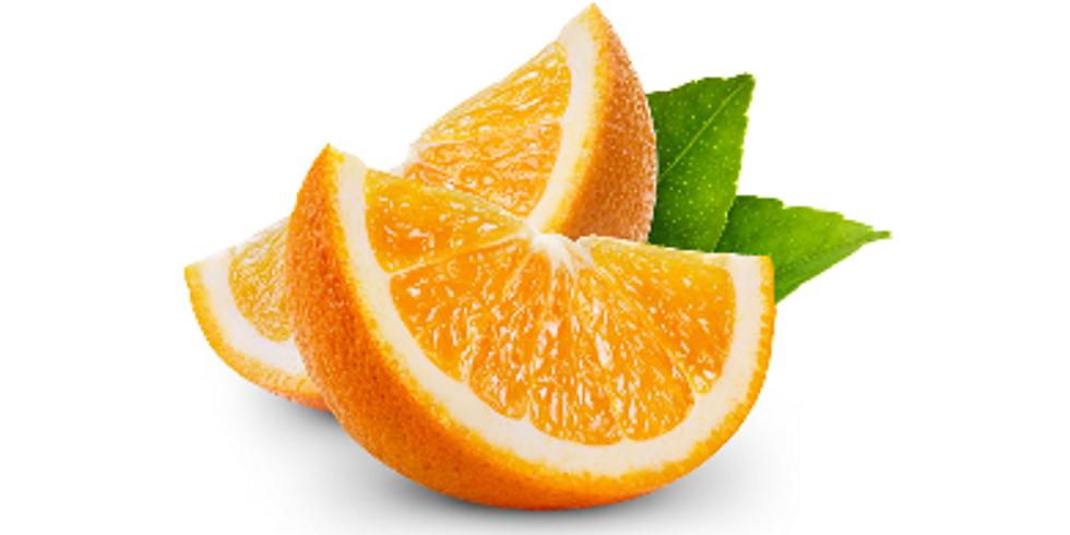 """""""Wild Orange"""" Challenge - 30 Tage"""