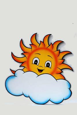 Geburtstafel Sonne