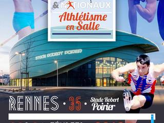 Ce week end à Rennes !