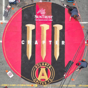 Atlanta United 20x20ft