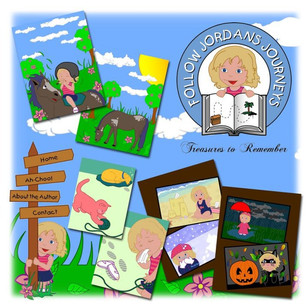 ChildrensBookIllustrationJordansJourneys