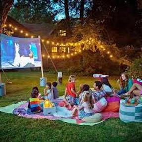 2020 Movies & Popcorn at the Park