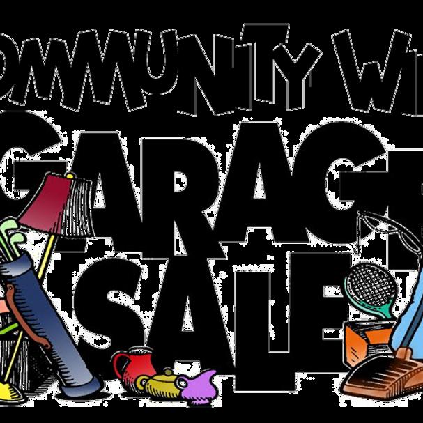 2020 Fall Community-Wide Garage Sales