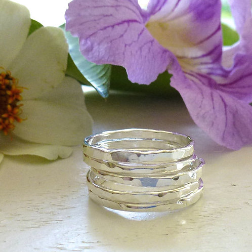 Set of 5 Stacking Rings
