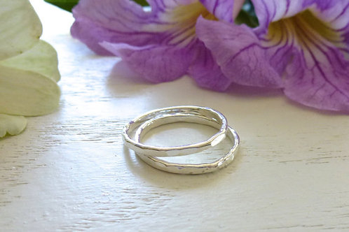 Set of 2 Stacking Rings