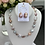 Thumbnail: Potpourri Pearl and Moonstone Necklace