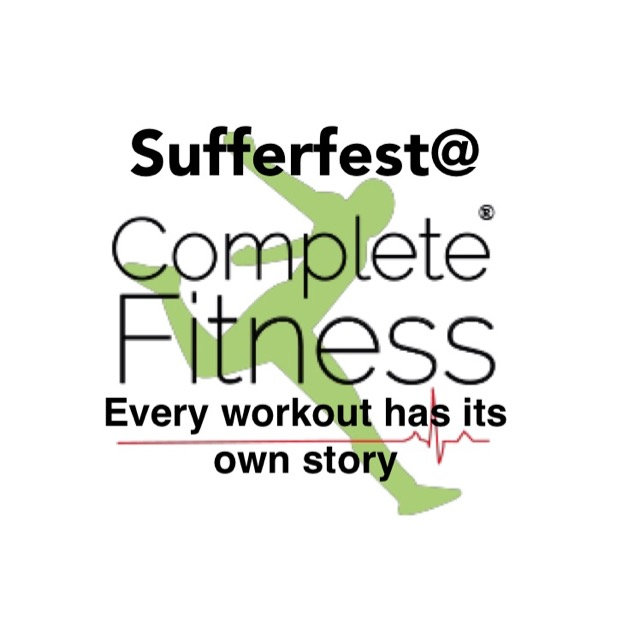 Sufferfest@ Complete Fitness