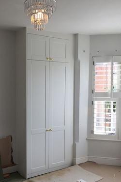 Shaker cupboard
