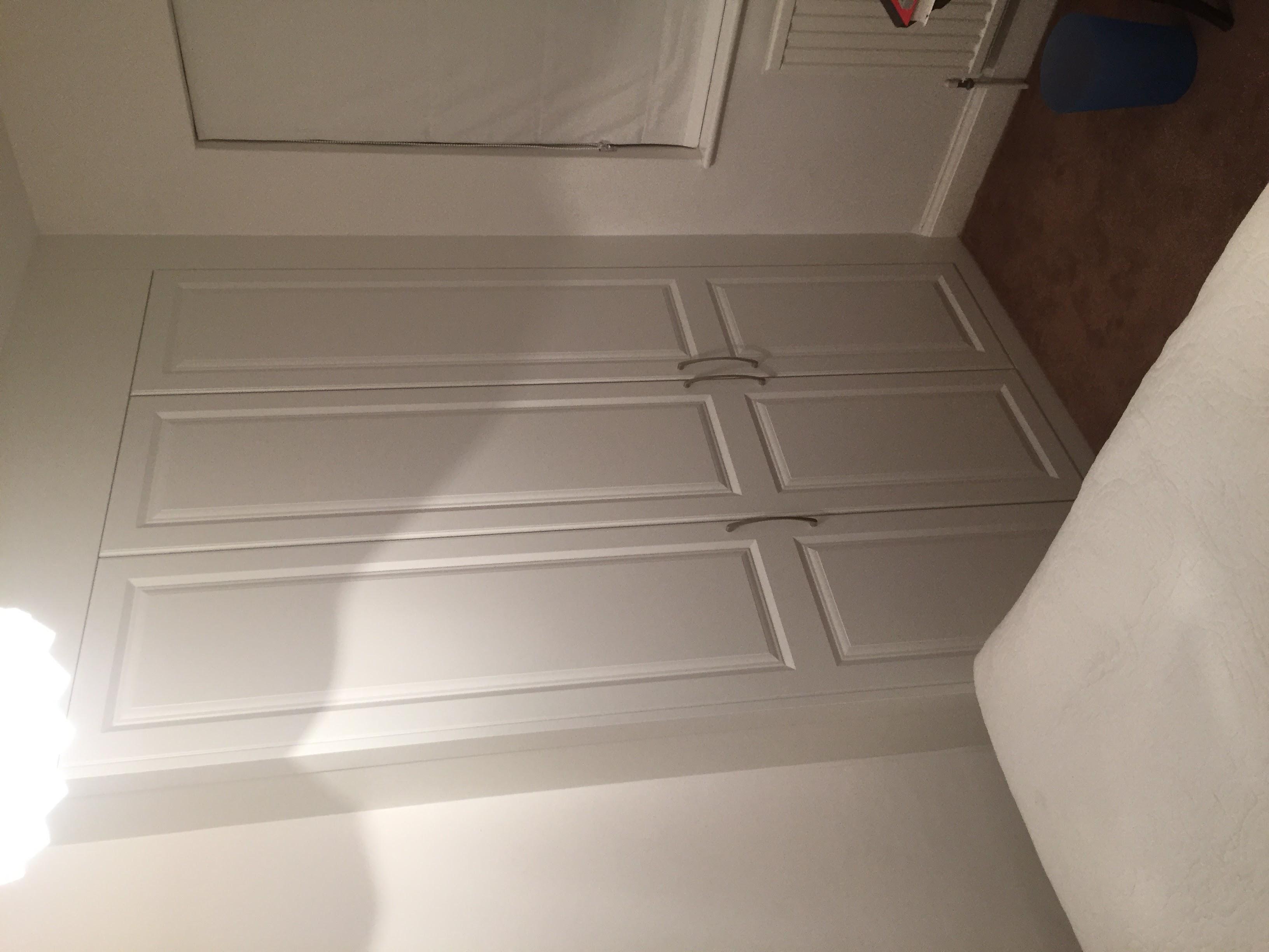 Wardrobe (shaker White)