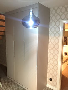 Fitted Bedroom Wardrobe Leicester