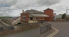 Tyseley Train Station Birmingham