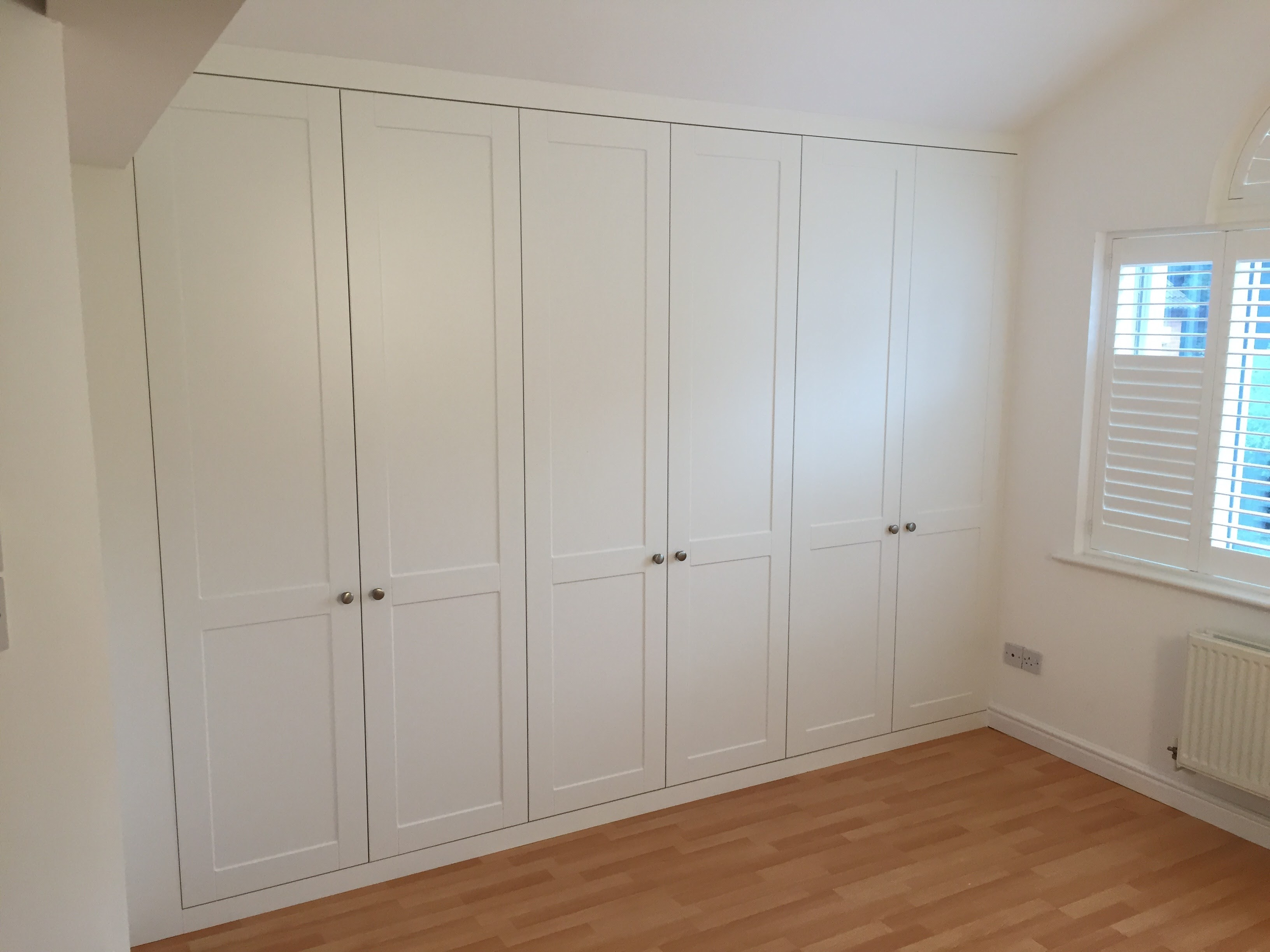 Wardrobes again