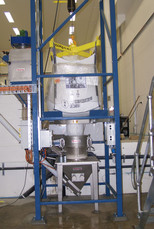 Bulk Bag Crane and Hoist Sodium Silicofl