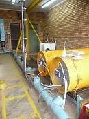 Bateau Bay Stp Chlorine Gas Installation