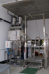 ProMinent Bulk Bag vacuum load from top