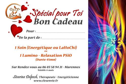 """Bon Cadeau """"Spécial pour Toi"""""""