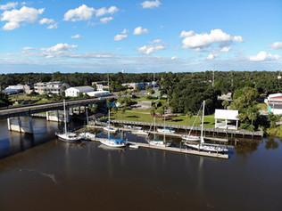 652 StM - Darien River Waterfront Park & Docks Darien, GA