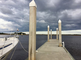 737.8 StM - Jim King Park and Boat Ramp at Sisters Creek Marina Jacksonville, FL