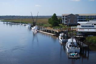652 StM Darien City Docks - Darien, GA