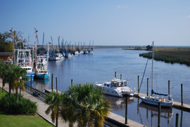 652 StM - Darien River Waterfront Park & Docks Darien, GA