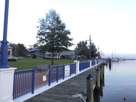145 StM - Washington, NC Waterfront Docks