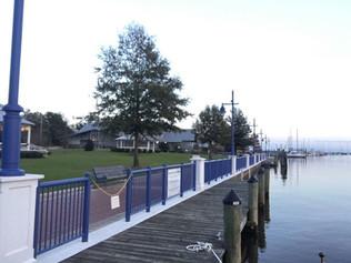 145 StM - Washington, NC Waterfront Docks