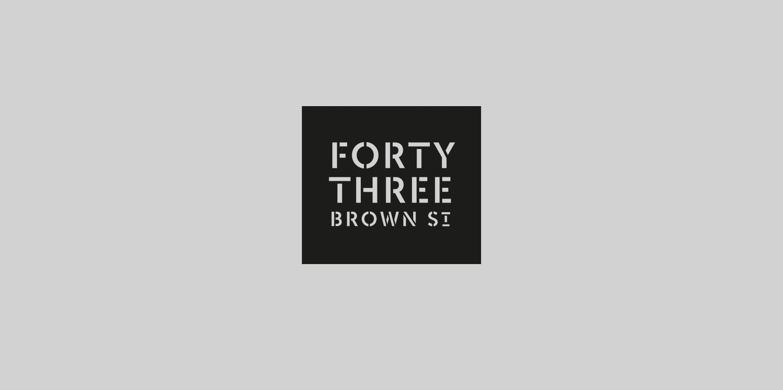 43 Brown Street