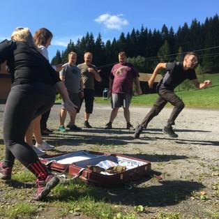 Tematický teambuilding