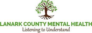 Lanark county Mental Health logo.png