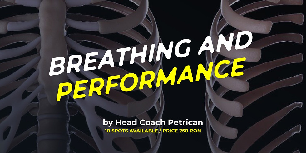 Breathing and performance