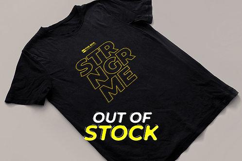 T-Shirt #strongerme