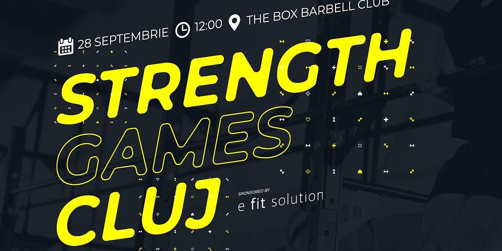 Strength Games Cluj
