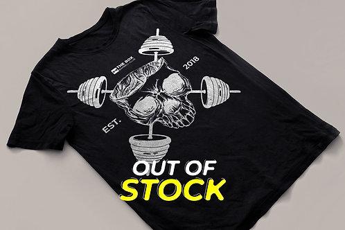 T-Shirt #whiteskull