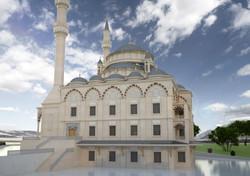 Klasik Osmanlı mimarisi cami