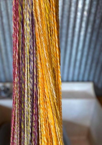 Handspun Yarn by Ranching Tradition Fiber