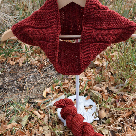 ~ Tobacco Root Valley Yarn ~